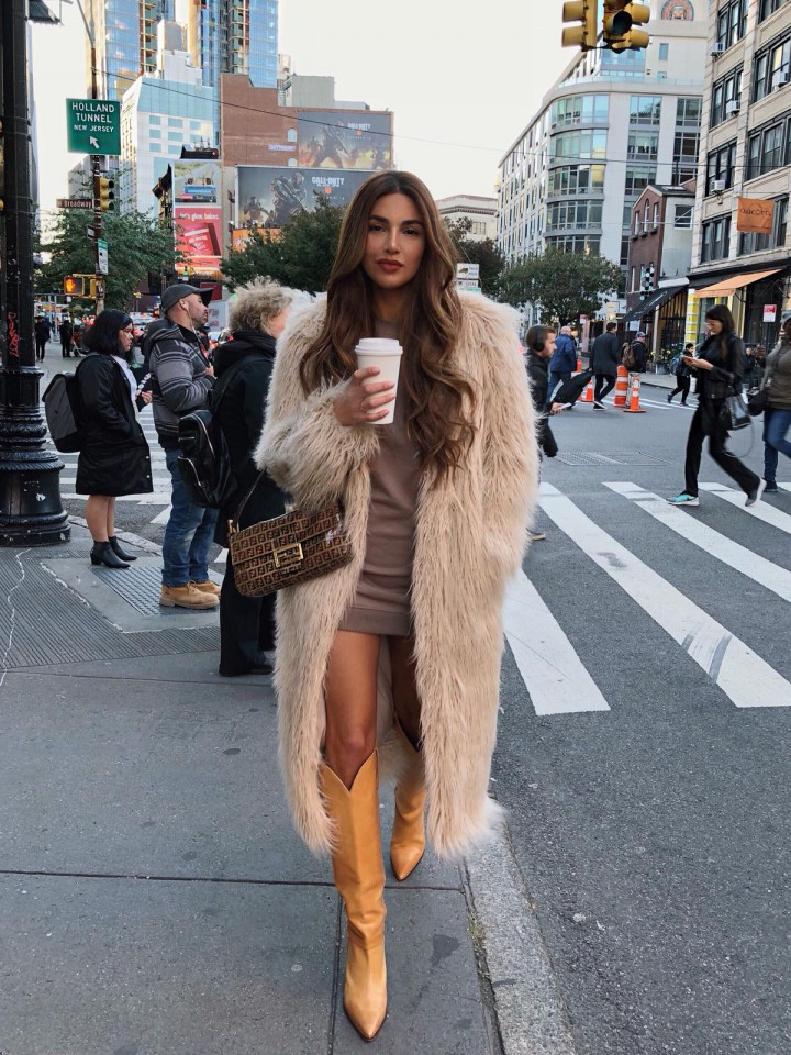 Fall In New York Negin Mirsalehi