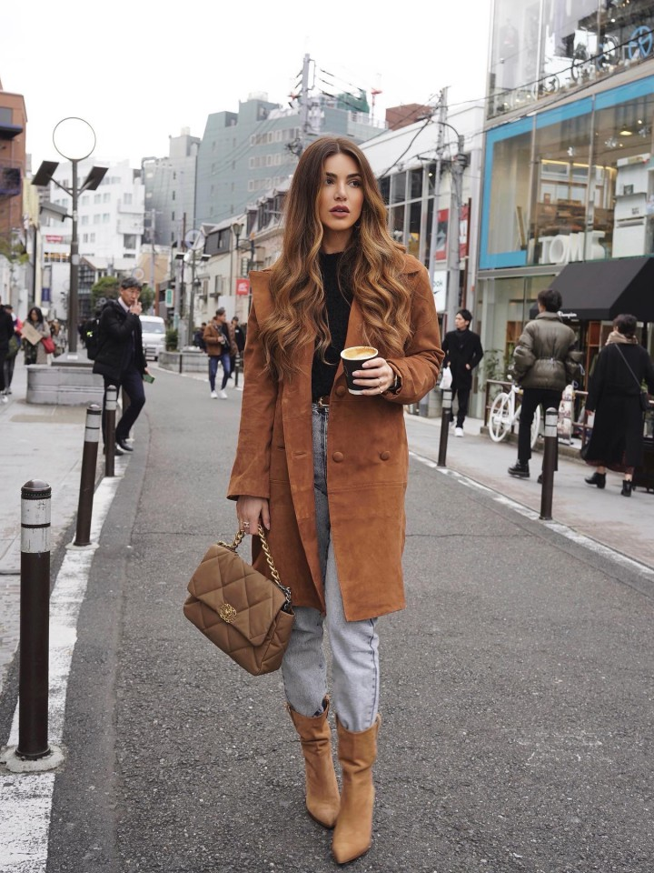 Our first time in Tokyo — Negin Mirsalehi